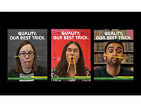 Ticonderoga Ad Campaign