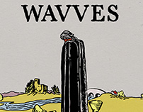Wavves V Album Art & Tour Merch Graphics