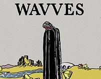 Wavves V Album Art & Tour Merch Graphics