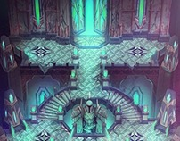 Blade Concept Art - Theme04. Elysion(Temple of Light)