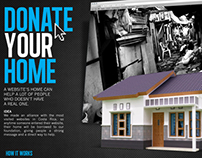 Donate your home