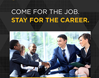 National Bank of Arizona HR Recruiting Banner