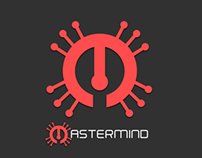 MasterMind Logo and Iphone App design