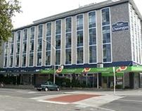 Dunvegan House, Napier.  Structural Concepts Ltd