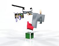 TradeStable Logo Animation