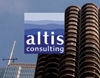 Altis Brochure Design
