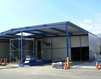 Food Processing Factory, Structural Concepts Ltd.