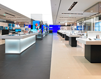 SAMSUNG Flagship Store Moscow