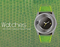 Watch Design for brand Fastrack/ Inspiration Snake