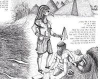 Passover illustration