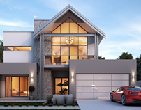 Standard Two Storey House