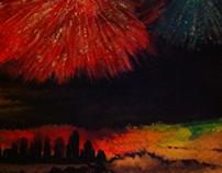 Apotheose - Fireworks