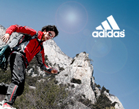 adidas Outdoor Website