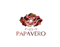 PAPAVERO | Branding for company clothes & accessories