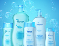 Johnson & Johnson Oxygen Fresh™ Series