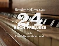 24 Bach Preludes