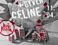Kurt & Komisch | Scratch Gyver + Céline