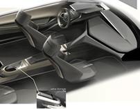 Cadillac Interior
