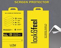 Mobile Screen Protector....Packaging