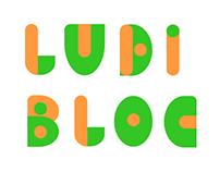Ludibloc - Typographie font