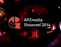 APZmedia Showreel 2014