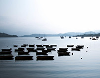 Peaceful waterfront - Tai Mei Tuk (大美督)