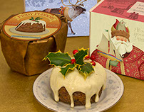 Figgy Pudding Packaging