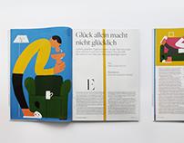 Illustration for Süddeutsche Zeitung