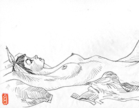 life drawing IX (shontay)