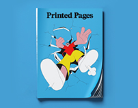 Printed Pages Cover