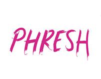 Phresh Brand Identity