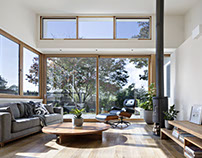 Croydon House by Zoe Geyer Zga Studio