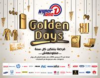 Golden Days ( Option C )