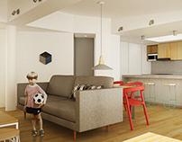 Apartamento Hoyos_Lopez