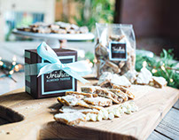Product Photography // Trisha's Almond Toffee
