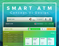 Smart ATM Concept by SHERPA