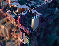 Recapturing the Vibe - 3D Daily Project
