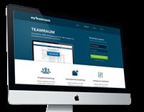 myTeamraum.com Website