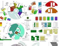 Cardboard building schemes