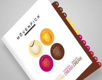 Movenpick Ice Cream calendar