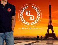 Ben's Designs Flagship Clothing Line