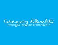 Gregory Kowalski Emotional Wedding Photography Logo