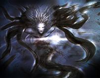 Ink fantasy mythology水墨幻想神话《#XUN-开天卷#》