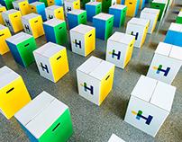 Heidelberger Druckmaschinen – Corporate Design