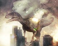 Kaiju Attack.