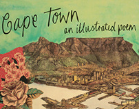 Cape Town, an illustrated poem