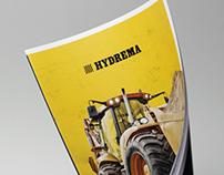 Hydrema Rebrand