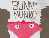 The Death of Bunny Munro (book cover)