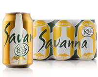 SAVANNA CAN PACKAGING