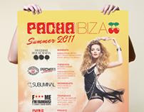 Pacha Ibiza · Summer 2011